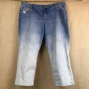 Torrid Jeans skinny stretch size 20